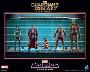 Guardians toys