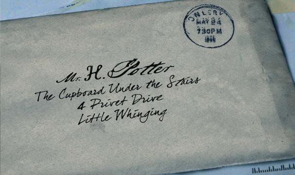 Harry Potter - Header Image
