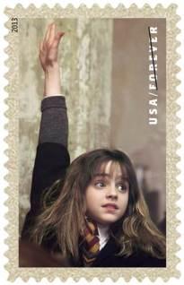 Harry Potter Stamp 2