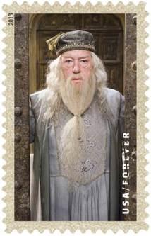 Harry Potter Stamp 3
