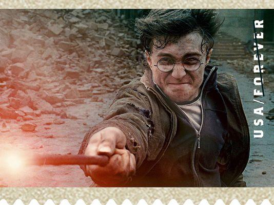 Harry Potter Stamp 6