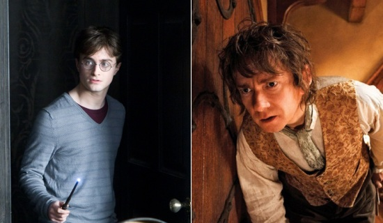 Harry Potter / The Hobbit