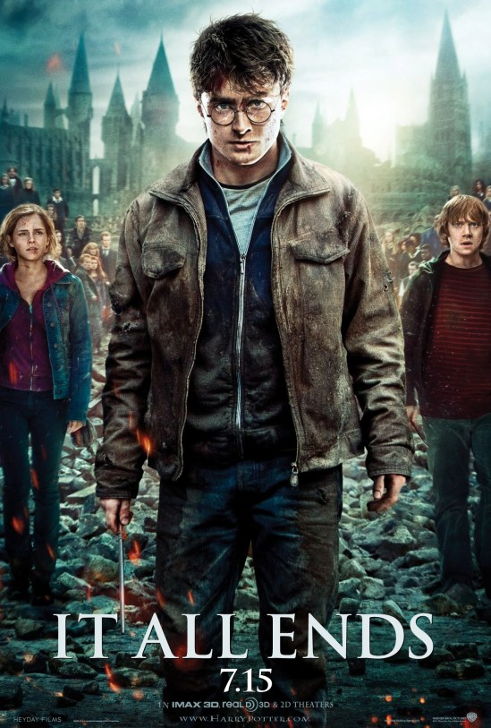 Harry Potter and the Deathly Hallows Part 2 - Poster 1