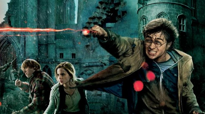 Harry Potter and the Deathly Hallows: Part 2 (Header Image)