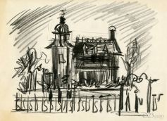 Haunted Mansion concept art 1
