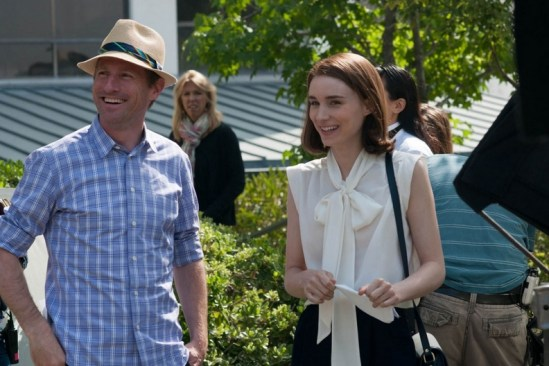 Her BTS 3 - Spike Jonze and Rooney Mara
