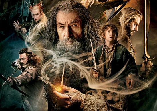 Hobbit Desolation Of Smaug header