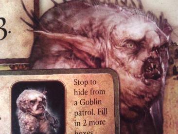 Hobbit - Grinnah