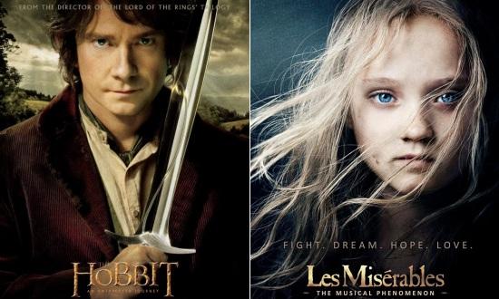 Hobbit / Les Mis