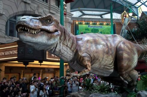 Hollywood Dreams - Jurassic Park
