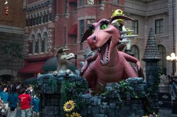 Hollywood Dreams - Shrek