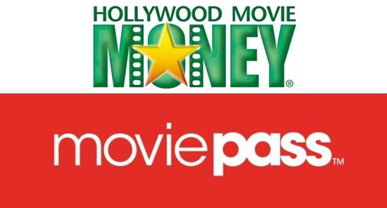Hollywood Movie Money MoviePass
