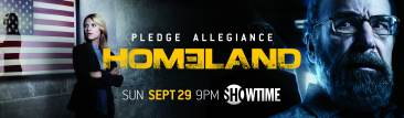 Homeland Season 3 banner - Carrie and Saul