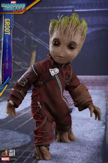 Hot Toys - GOTG2 - Groot Life Size Collectible Figure_PR11