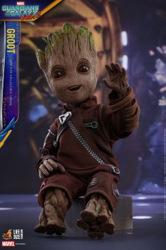 Hot Toys - GOTG2 - Groot Life Size Collectible Figure_PR12