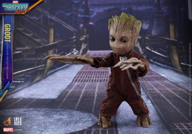 Hot Toys - GOTG2 - Groot Life Size Collectible Figure_PR16