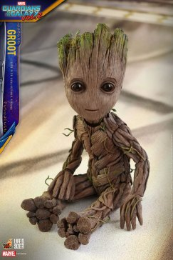 Hot Toys - GOTG2 - Groot Life Size Collectible Figure_PR7