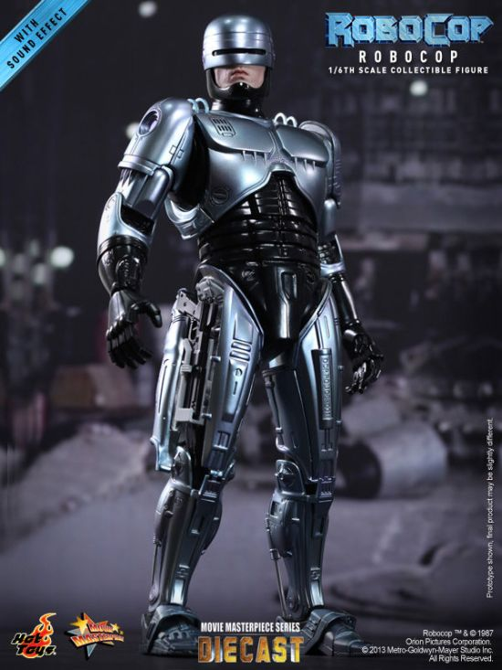 Hot Toys RoboCop 1
