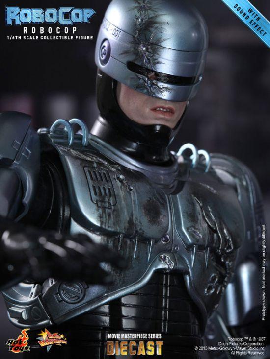 Hot Toys RoboCop 3