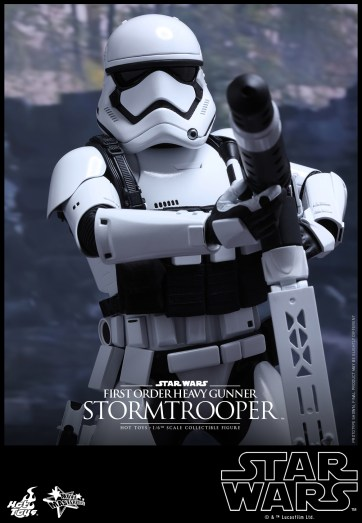Hot Toys - Star Wars - The Force Awakens - First Order Heavy Gunner Stormtrooper Collectible Figure_PR11