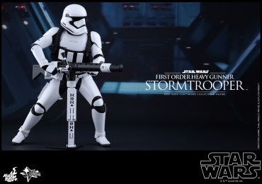Hot Toys - Star Wars - The Force Awakens - First Order Heavy Gunner Stormtrooper Collectible Figure_PR12