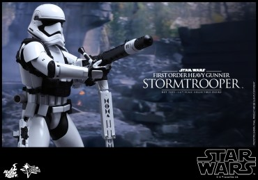 Hot Toys - Star Wars - The Force Awakens - First Order Heavy Gunner Stormtrooper Collectible Figure_PR13