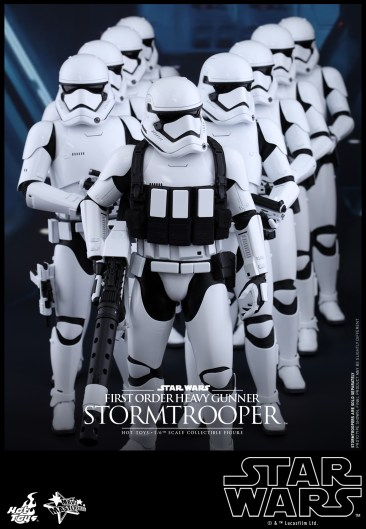 Hot Toys - Star Wars - The Force Awakens - First Order Heavy Gunner Stormtrooper Collectible Figure_PR6