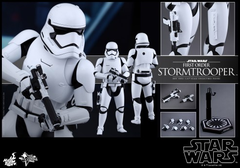 Hot Toys - Star Wars - The Force Awakens - First Order Stormtrooper Collectible Figure_PR7