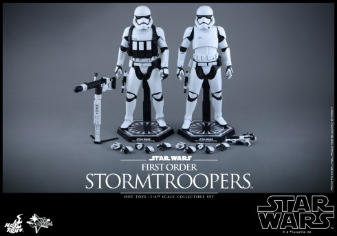 Hot Toys - Star Wars - The Force Awakens - First Order Stormtroopers Collectible Set_PR3