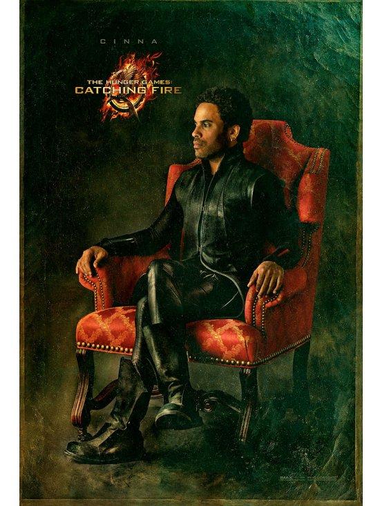 Hunger Games Catching Fire Cinna portrait