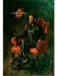 Hunger Games Catching Fire Cinna portrait