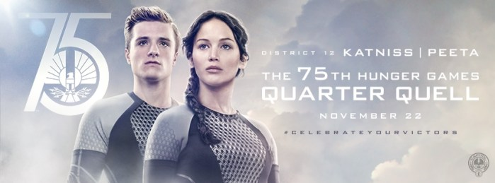 Hunger Games Catching Fire District 12 - banner
