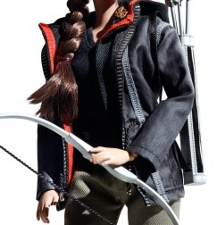 Hunger Games Katniss Barbie 2
