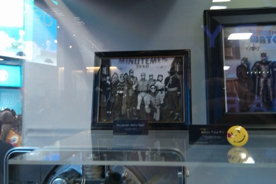 Watchmen - Minutemen 1940s Team
