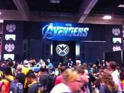 Comic-Con 2011: The Avengers