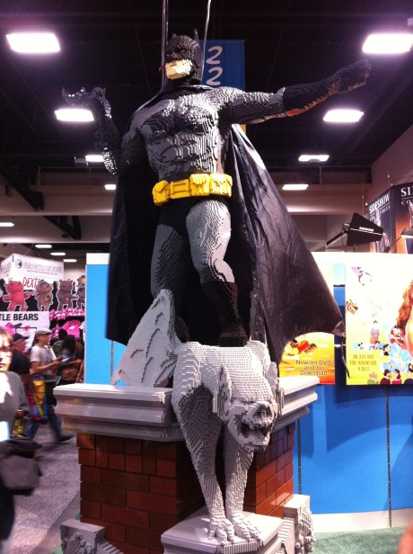 Comic-Con 2011: LEGO Batman
