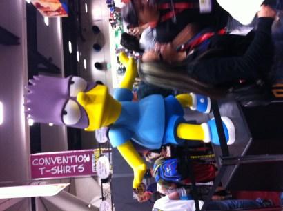 Comic-Con 2011: Bartman