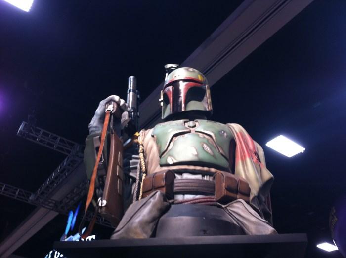 Comic-Con 2011: Boba Fett