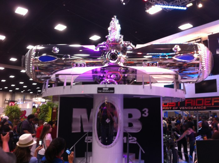 Comic-Con 2011: Men in Black 3