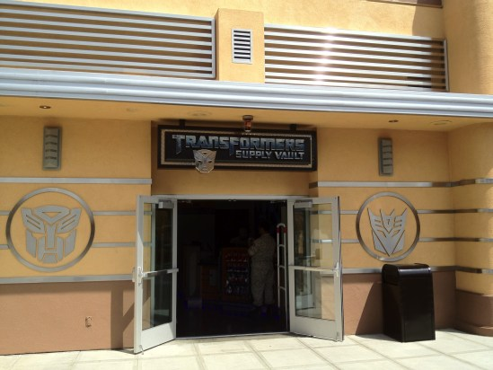 Transformers: The Ride