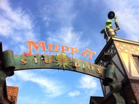 New Muppet Movie Set Photos