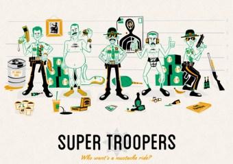 Ian Glaubinger-Super Troopers
