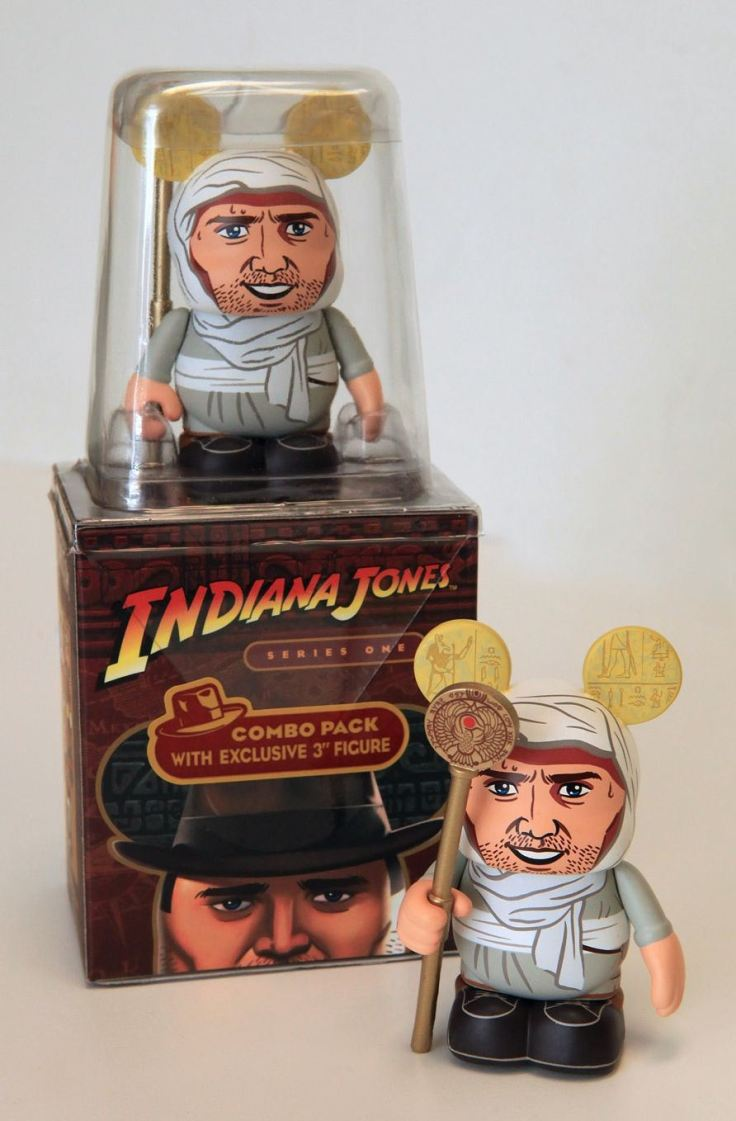 Indiana Jones Vinylmation 6
