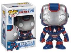Iron Man 3 Iron Patriot Funko