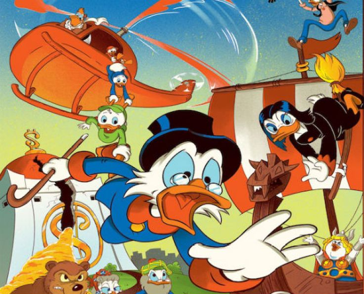 JJ Harrison - Ducktales header