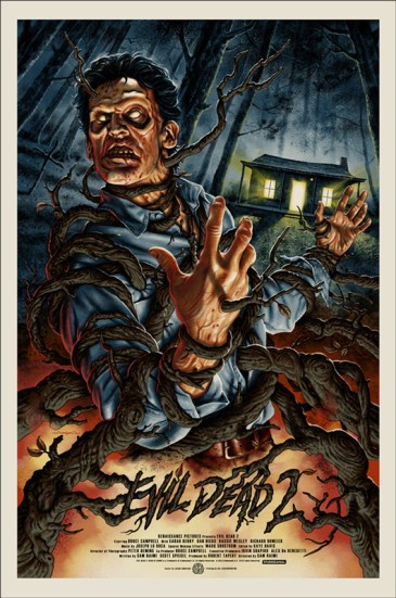 Jason Edmiston - Evil Dead 2