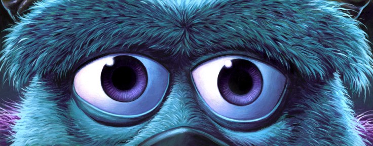 Jason Edmiston - Monsters Inc Sully Eyes final