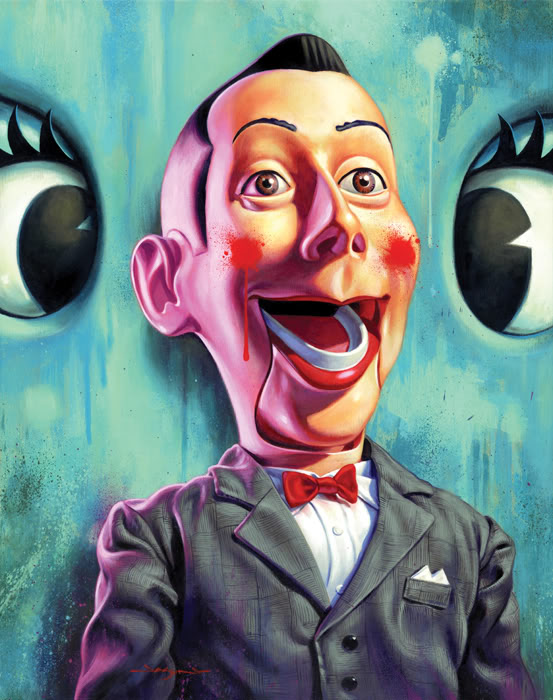 Jason Edmiston - Pee Wee