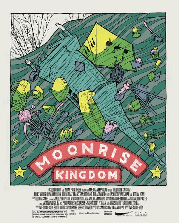 Jay Ryan - Moonrise Kingdom