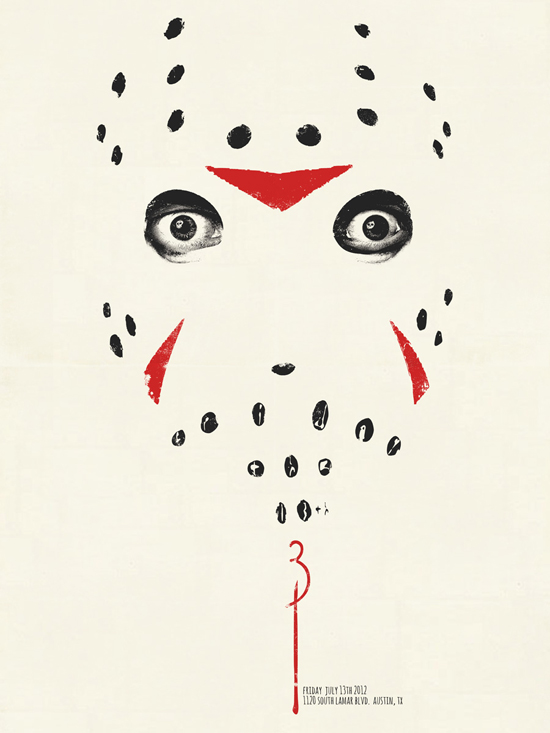 Jay Shaw - Friday the 13th Part III